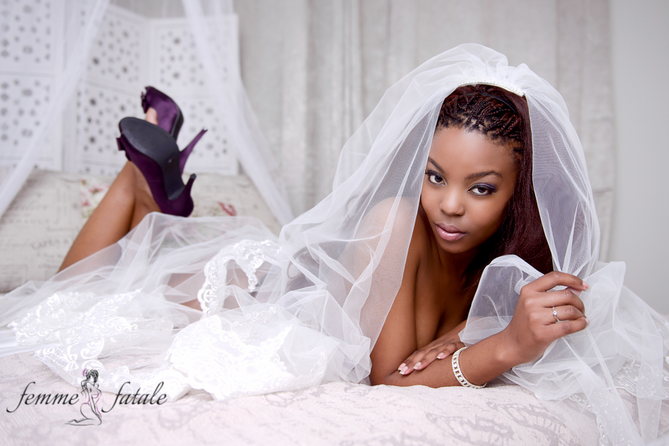 Kamzisto - Bridal Boudoir Photoshoot